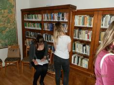 Otevření obecní knihovny