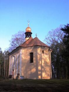 Oprava kaple sv. Vojtěcha